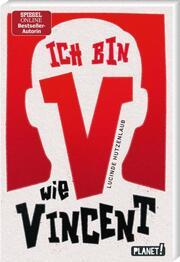 Ich bin V wie Vincent - Cover