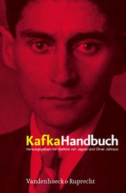 Kafka-Handbuch - Cover