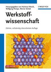 Werkstoffwissenschaft - Cover