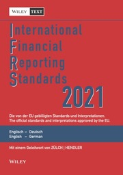 International Financial Reporting Standards (IFRS) 2021 - Cover