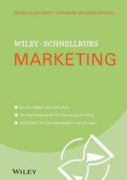 Wiley-Schnellkurs Marketing - Cover