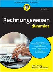Rechnungswesen für Dummies - Cover