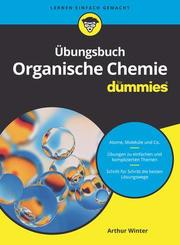 Übungsbuch Organische Chemie für Dummies - Cover