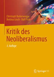Kritik des Neoliberalismus - Cover