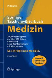 Springer Taschenwörterbuch Medizin