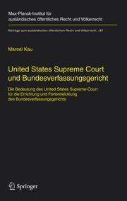 United States Supreme Court und Bundesverfassungsgericht