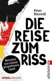 Die Reise zum Riss - Cover
