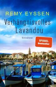 Verhängnisvolles Lavandou - Cover