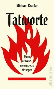 Tatworte - Cover