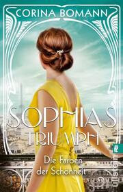 Die Farben der Schönheit - Sophias Triumph - Cover