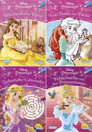 4er-Set 30: Disney: Prinzessin (4x1 Exemplar)