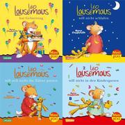 Leo Lausemaus (4x1 Exemplar)