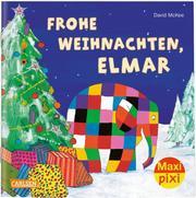 Frohe Weihnachten, Elmar! - Cover