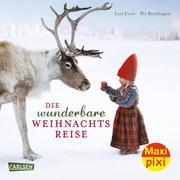 Eine wunderbare Weihnachtsreise - Cover