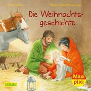 Die Weihnachtsgeschichte - Cover