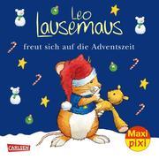 Leo Lausemaus freut sich auf die Adventszeit