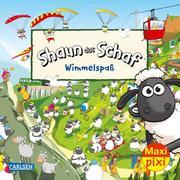 Shaun das Schaf Wimmelspaß