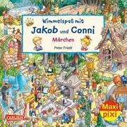 Wimmelspaß mit Jakob und Conni: Märchen