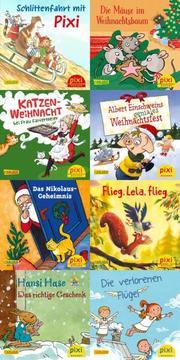 WWS Pixi-Weihnachts-Box 36: Weihnachtszeit mit Pixi