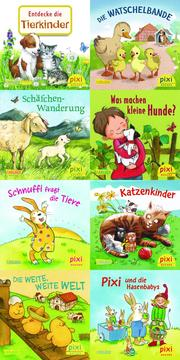 WWS Pixi-Box 273: Pixis liebste Tierkinder