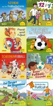 Pixi spielt Fußball (8x1 Exemplar)