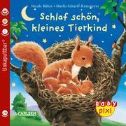 Schlaf schön, kleines Tierkind - Cover