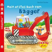 Mein erstes Buch vom Bagger - Cover
