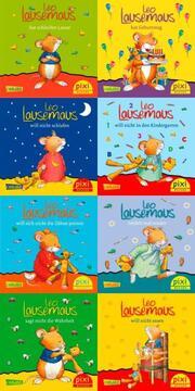 Neues von Leo Lausemaus (8x8 Exemplare)