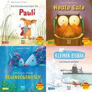 Bilderbuch-Stars bei Maxi Pixi (4x5 Exemplare)