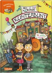 Schule Kunterbunt - Cover