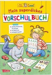 Mein superdickes Vorschulbuch - Cover