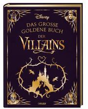 Disney: Das große goldene Buch der Villains - Cover