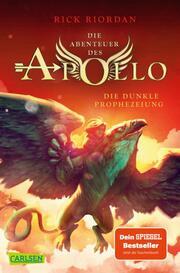 Die dunkle Prophezeiung - Cover
