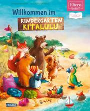 Willkommen im Kindergarten Kitalulu - Cover