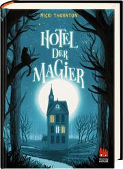 Hotel der Magier - Cover