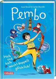 Pembo - Halb und halb macht doppelt glücklich! - Cover