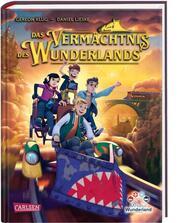Das Vermächtnis des Wunderlands - Cover