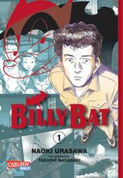 Billy Bat 1 - Cover