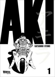 Akira - Farbige Neuausgabe 1