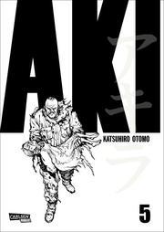 Akira - Farbige Neuausgabe 5