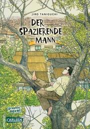 Der spazierende Mann - Cover