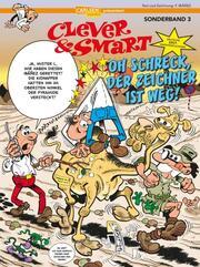 Clever und Smart Sonderband 3: Oh Schreck, der Zeichner ist weg!