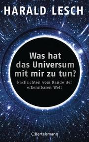 Was hat das Universum mit mir zu tun? - Cover