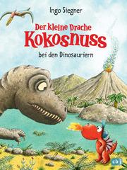 Der kleine Drache Kokosnuss bei den Dinosauriern - Cover