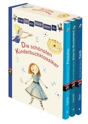 Die schönsten Kinderbuchklassiker - Cover