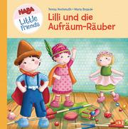 HABA Little Friends - Lilli und die Aufräum-Räuber