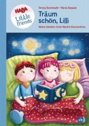 HABA Little Friends - Träum schön, Lilli -