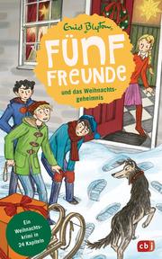 Fünf Freunde und das Weihnachtsgeheimnis - Cover