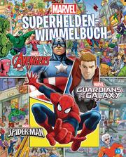 MARVEL - Superhelden-Wimmelbuch