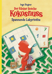 Der kleine Drache Kokosnuss - Spannende Labyrinthe